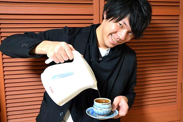 笠間ヒロシお茶01_対談